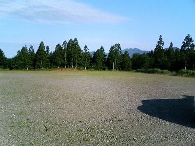 浅草岳ネズモチ平登山口