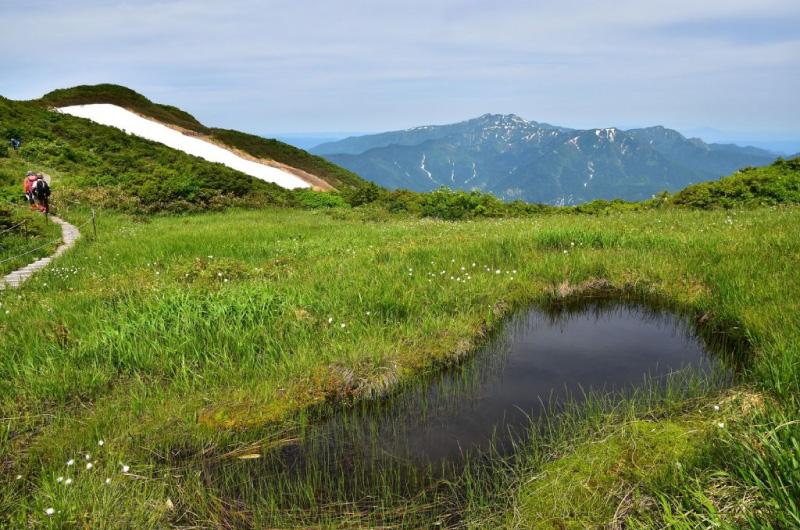 浅草岳登山について